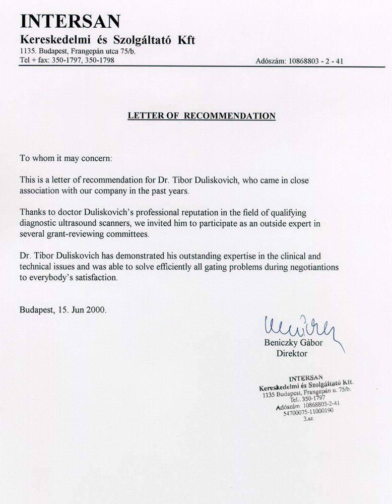 Рекомендательное Письмо С Места Учебы Образец - фото 5