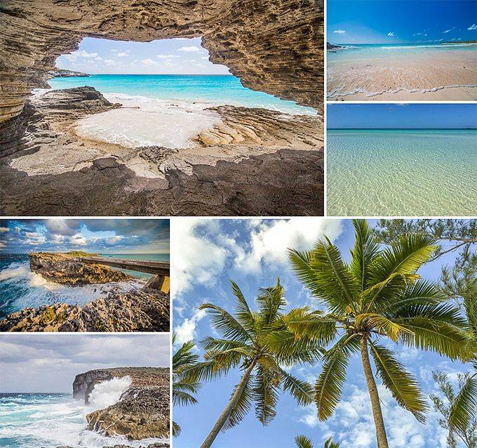 Багамы, часть 2: Элеутера